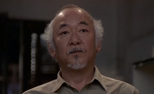 Mr. Miyagi Quotes From The Karate Kid