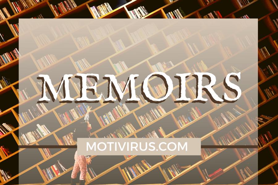 Motivational Stories: Memoir