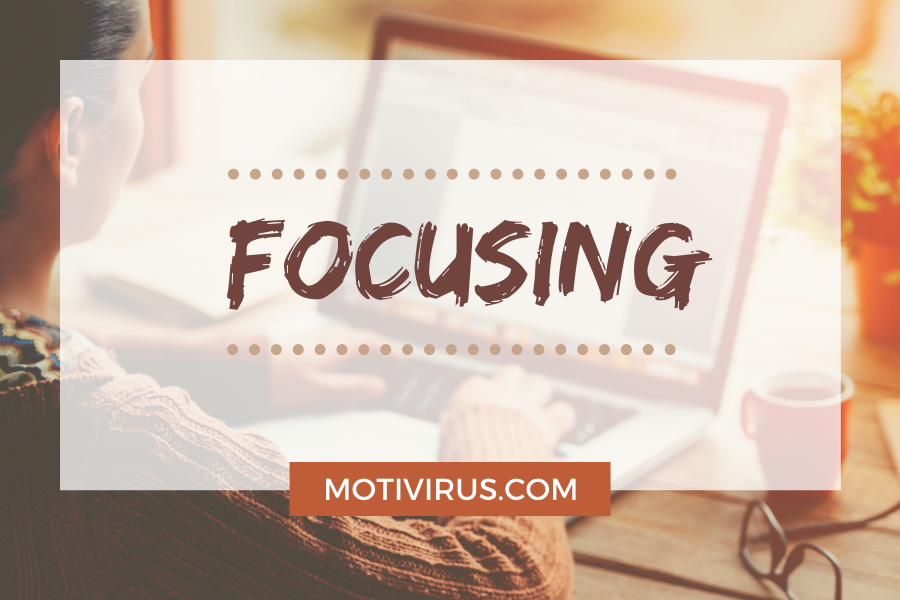 Focusing Blog Graphics