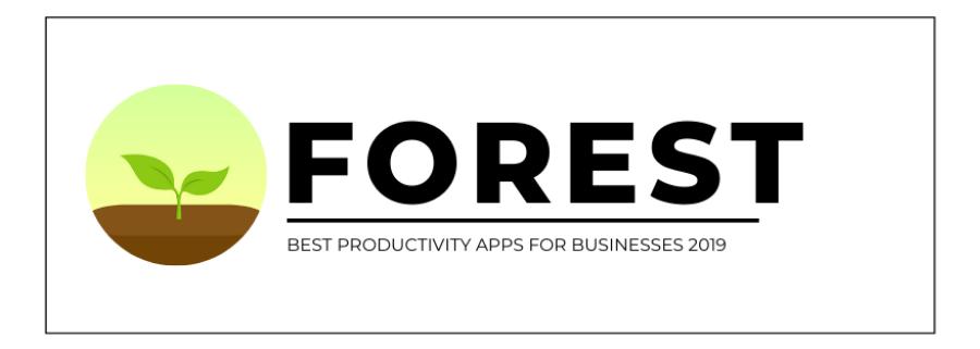 Forest Logo Banner