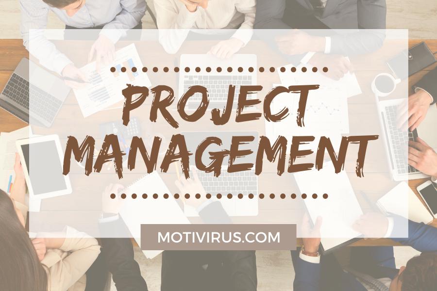 Project Management Blog Graphics
