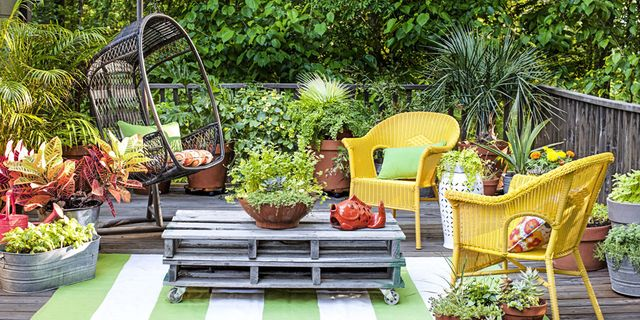 Simple Ways To Create A Perfect Looking, How To Make Small Garden Furniture