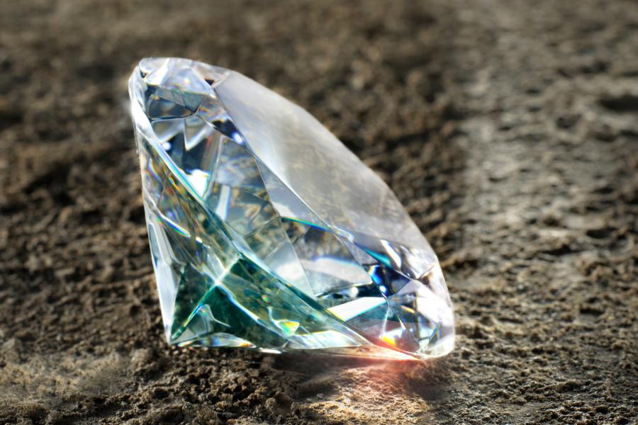 cut diamond