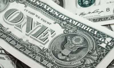 Bank Notes, Dollar, Us Dollars, Usd, Money, Funds