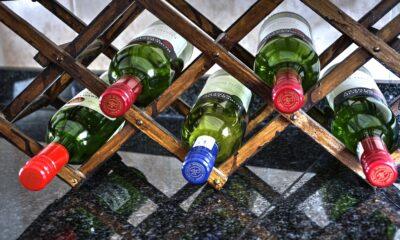 Wine Rack, Wine Bottles, Lifestyle, Culture